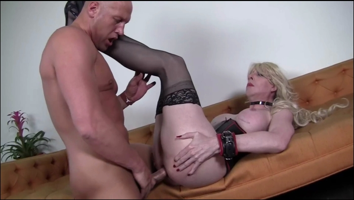 KinkyExploits, PornstarPlatinum: Amber Cassidy - Christian and Amber Cassidy  [FullHD 1080]  (Transsexual)