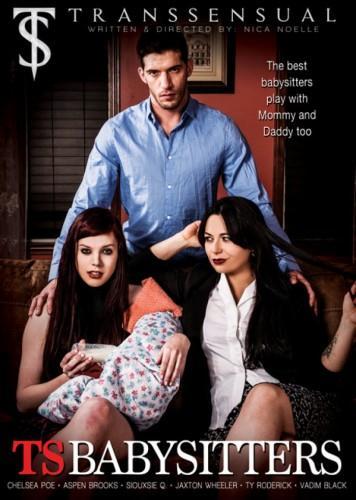 TS Babysitters (Nica Noelle, TransSensual) [HD]
