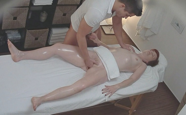 Czech Massage 255 - Amateur [Czechav/1080p]