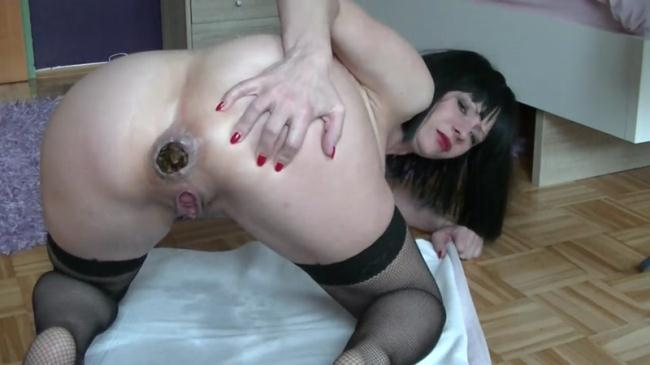 KV - Best of Teil Part 7 - Solo (Scat Porn) FullHD 1080p