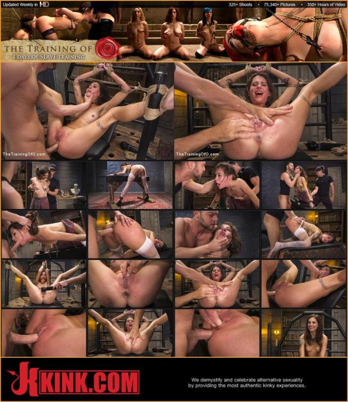 Kacie Castle - Kacie Castles Punishment Game (BDSM) [SD, 540p]