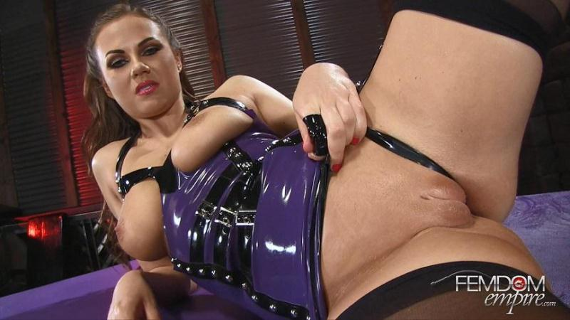 F3md0m3mp1r3.com: Mistress - Stroke Submission [FullHD] (559 MB)
