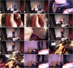Jenny humiliated and pissed on her slave - Toilet Slave - Femdom (FullHD 1080p)