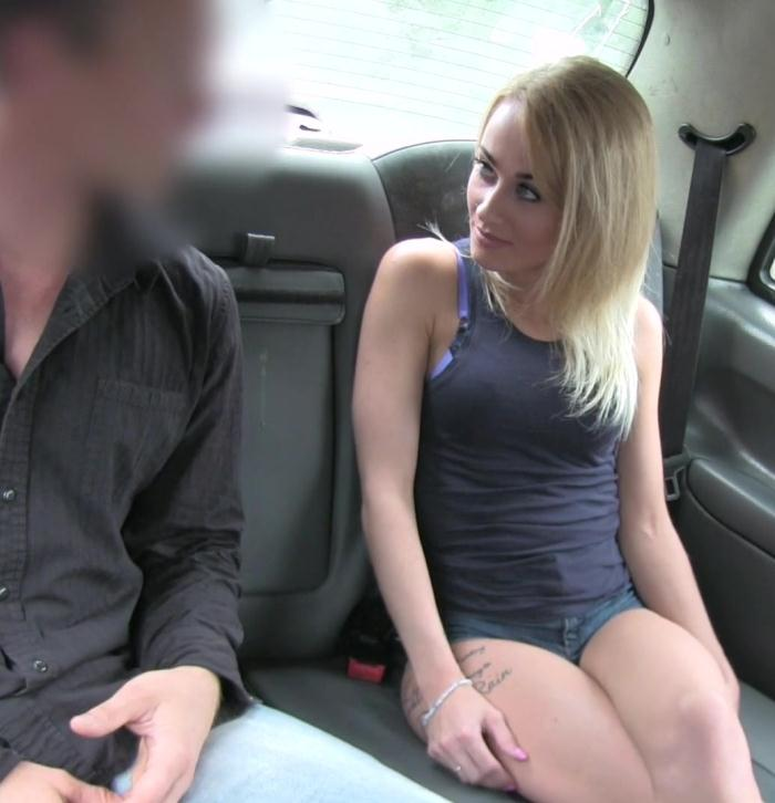 FakeTaxi: Carmel, Clarke - Great Ass and Tight Shaved Pussy  [FullHD 1080p]  (Public)