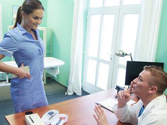 F4k3Hub.com [Barbara Bieber - Doctor Prank Calls His Sexy Nurse] SD, 480p