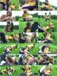 WetButts Porn: Amirah Adara, Mea Melone - Team Booty (2016/SD)