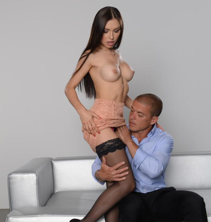 21Sextury: Sasha Rose - Straight To It  [SD 544p]  (Anal)