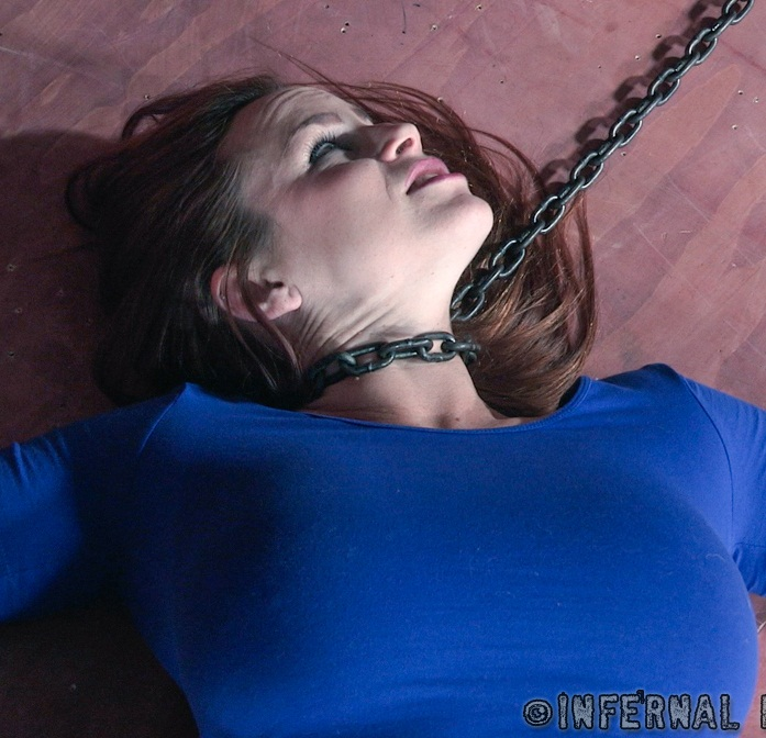 InfernalRestraints: Bella Rossi, Matt Williams - Bellas Birthday  [HD 720p]  (Bondage, BDSM)