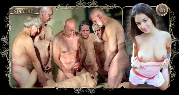 0ldj3.com - #554 Angelina Brill - Gambling And Gangbang [FullHD 1080p]