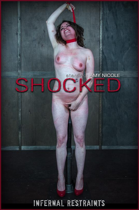 Amy Nicole (Shocked / 15-07-2016) [HD/720p/MP4/2.44 GB] by XnotX