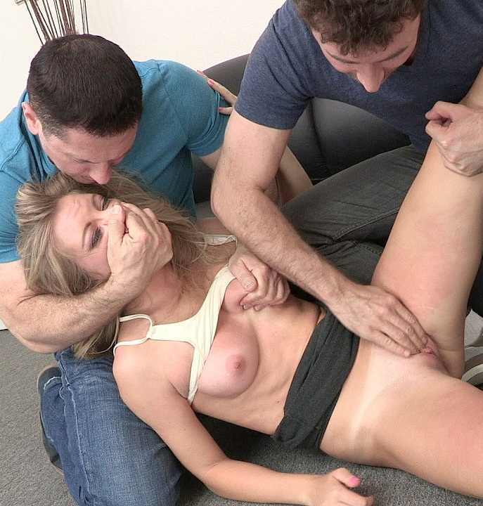 Trisha Parks  - Trisha Parks Auditions For Bang! By Getting Double Anal  [Bang! Casting/Bang! Original/HD]