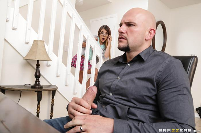 Brazzers: JMac, Sally Squirt - Quality Time With Stepdaughter  [SD 480p]