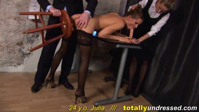 TotallyUndressed: Julia - 24 y.o. Julia (HD/2016)