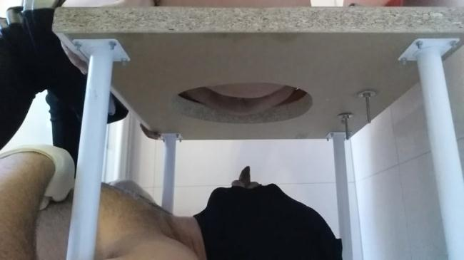 Suck my shit Toilet Bitch - Femdom (Scat Porn) FullHD 1080p