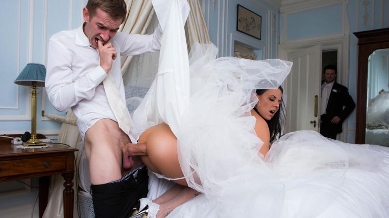 Big Butt Wedding Day - Simony Diamond [Brazzers/720p]