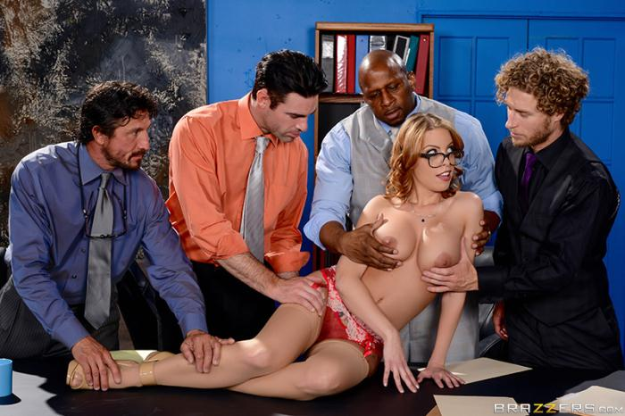 PLIB - Britney Amber - The Interview: Round 3  [SD 480p]