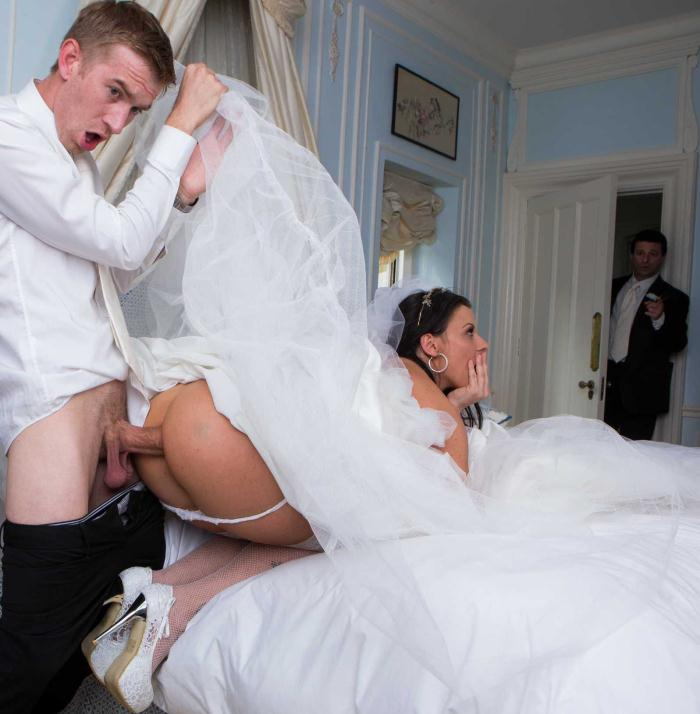 Brazzers: Simony Diamond - Big Butt Wedding Day  [SD 480p]  (Big Tits)