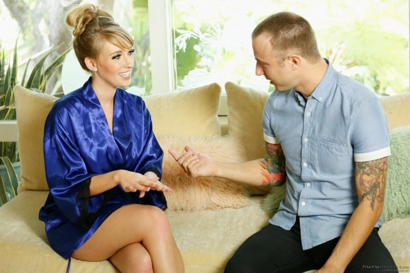 Harley Jade, Chad Alva - PlayDate (22.07.2016) [NuruMassage, FantasyMassage / SD]