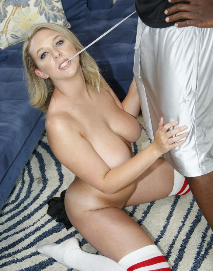 Brooke Wylde  - Brooke Wylde's Second Appearance  [Blacks Blondes/FullHD]