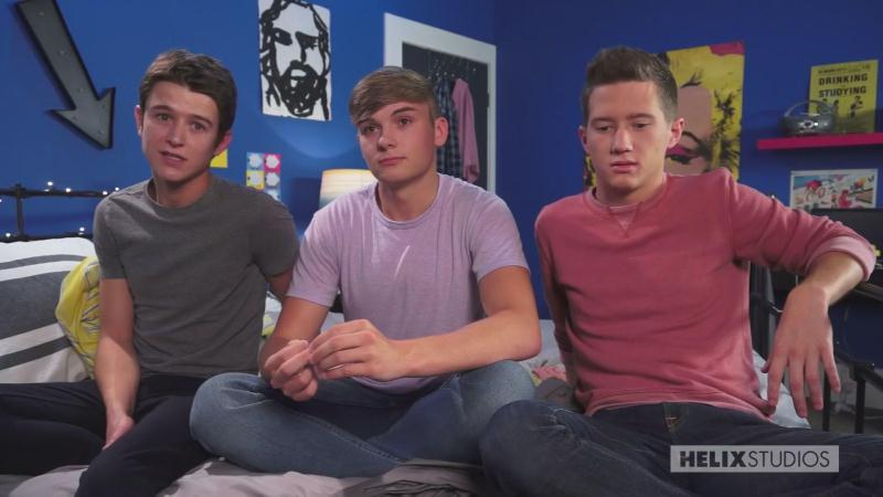 Helix: Evan Parker, Tyler Hill & Finn Carson [HelixStudios / FullHD]