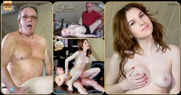 #555 Alegra - I Want To Be A Porn Model (0ldj3) [FullHD 1080p]