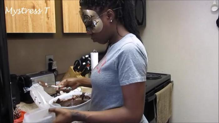 Black girl - Eat My Poo Brownies - Solo (SCAT / 13 July 2016) [FullHD/1080p/MP4/662 MB] by XnotX