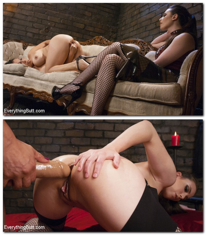EveryThingButt.com/Kink.com - Casey Calvert,Izamar Gutierrez - Izamar Gutierrezs 10 year analversary gift for her Husband  [SD 540p]