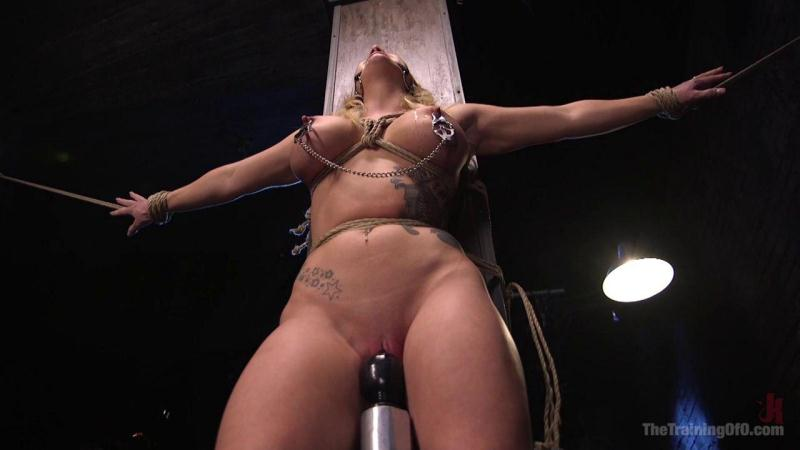 Cali Carter (Open Throat Training Cali Carter / 15.07.16) [Th3Tr41n1ng0f0, K1nk / HD]