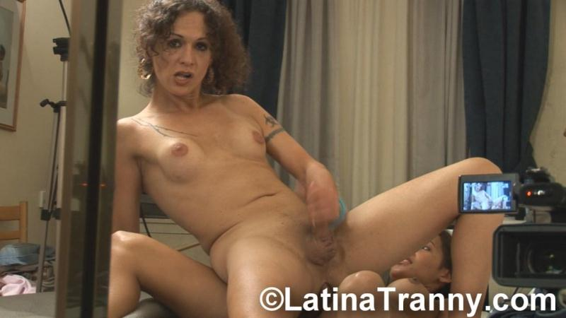 Nikki Montero and Skinny Vanushi / Cumshots and Hardcore (19 Jul 2016) [LatinaTranny / HD]