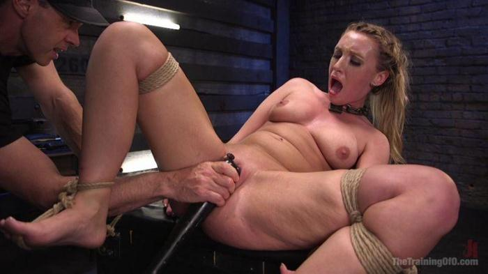 Th3Tr41n1ng0f0.com - Harley Jade - Rough Sex (BDSM) [HD, 720p]