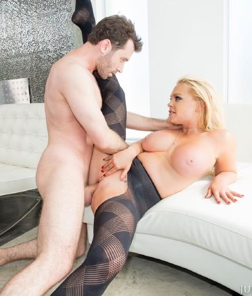 JulesJordan.com - Jesse - Jesse, Big Tit Slut Takes A Pounding [SD 480p]