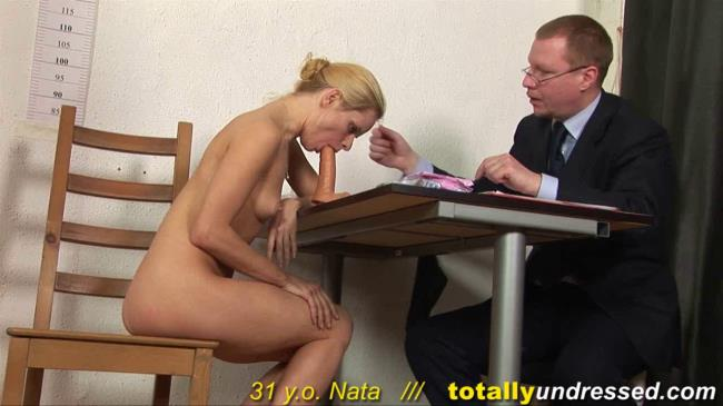 TotallyUndressed: Nata - 31 y.o. Nata (HD/2016)