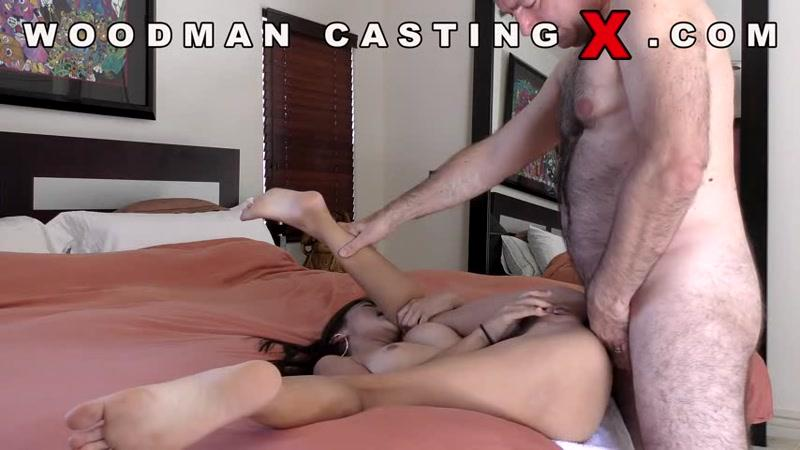 Michelle Martinez - Hard Fucking - Anal on Casting with Teen (15.07.16) [WoodmanCastingX / SD]