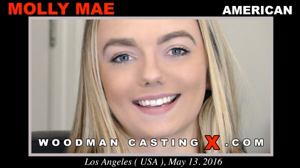 WoodmanCastingX.com - Molly Mae - Hardcore 23.06.16 [SD 480p]