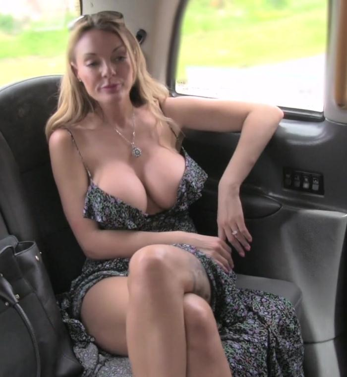Sex in Taxi - Clarke, Stacey Saran - Welsh Milf Goes Balls Deep  [FullHD 1080p]