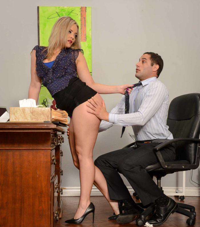 Office Porn - Alexis Texas - Big Ass Porn  [HD 720p]