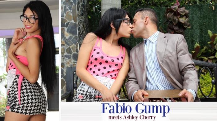 Trans500: Ashley Cherry - Fabio Gump Meets Ashley Cherry [FullHD 1080p]
