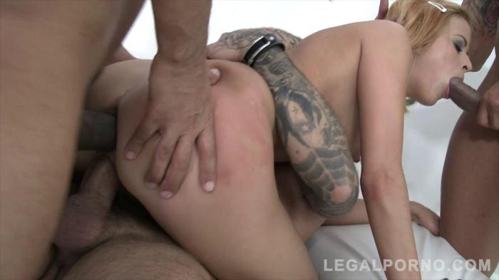 Redhead beauty Ria Sunn early DP video for Legal Porn SZ936 [SD/480p/MP4/924 MB] by XnotX