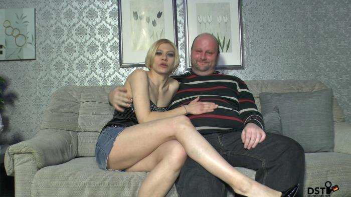 Wintux - Amateur small-titted German babe is a blonde dream who sucks and fucks hard [HD 720p] Sextape Germany