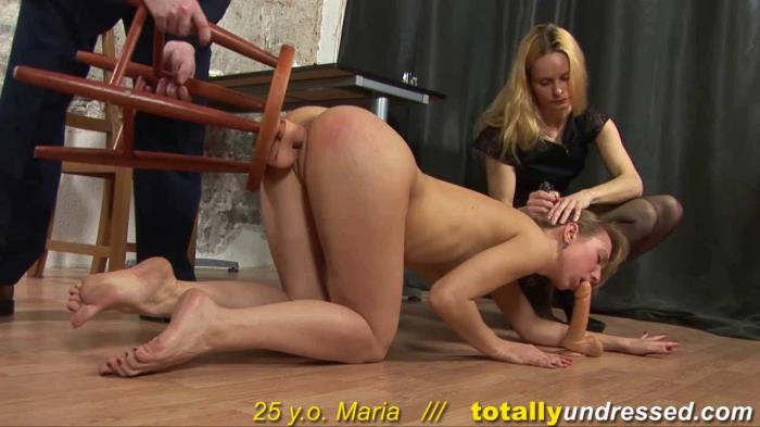 TotallyUndressed.com - Maria - 25 y.o. Maria [HD 720p]