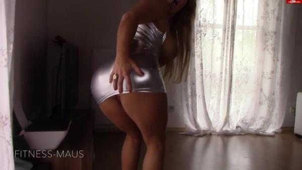 Fitness-Maus - SPRITZ in mein FICKMAUL - DIRTY TALK 20.04.16 1080p