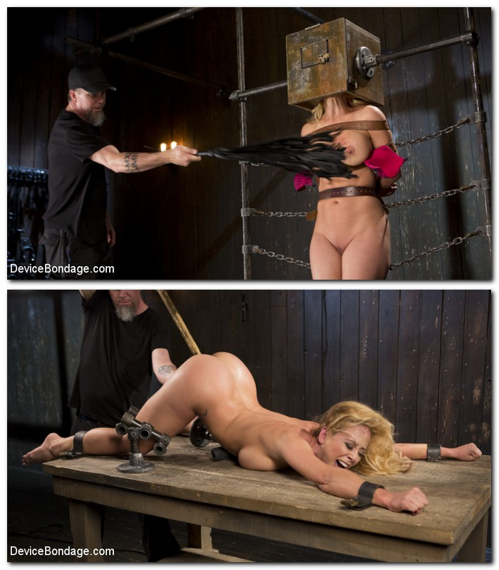 DeviceBondage.com/Kink.com - Cherie Deville - Fight or Flight = The Bitch That Broke Everything  [SD 540p]