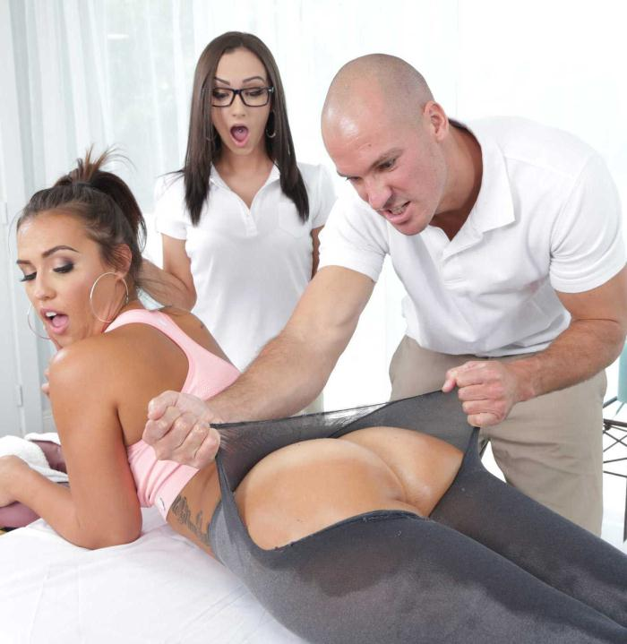Brazzers - Kelsi Monroe, Lily Jordan, Sean Lawless [What the Client Wants, the Client Gets] (HD 720p)