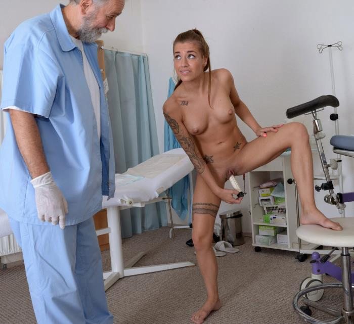 Silvia Dellai - 22 years girl gyno exam [HD 720p] Gyno-X.com