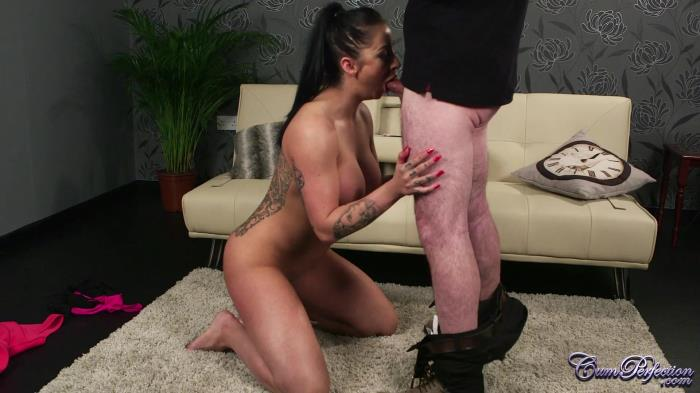CumPerfection.com - Kimmie Foxx - Swallow His Cum [FullHD 1080p]
