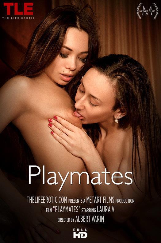 Dezire,  Laura V - Playmates [FullHD 1080p] TheLifeErotic.com