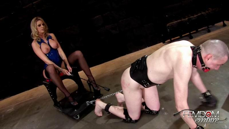 F3md0m3mp1r3.com: Chastised Chariot Gimp [FullHD] (688 MB)