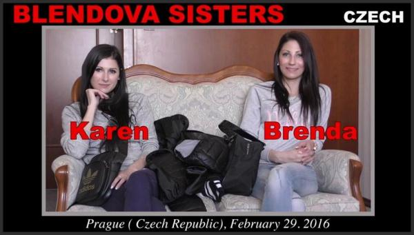 W00dm4nC4st1ngX - Blendova Sisters - Casting Hard [SD, 540p]