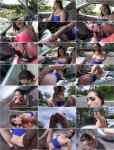 Ashley Daily - Stranded Brunette on her Knees [SD 480p] Stranded Porn