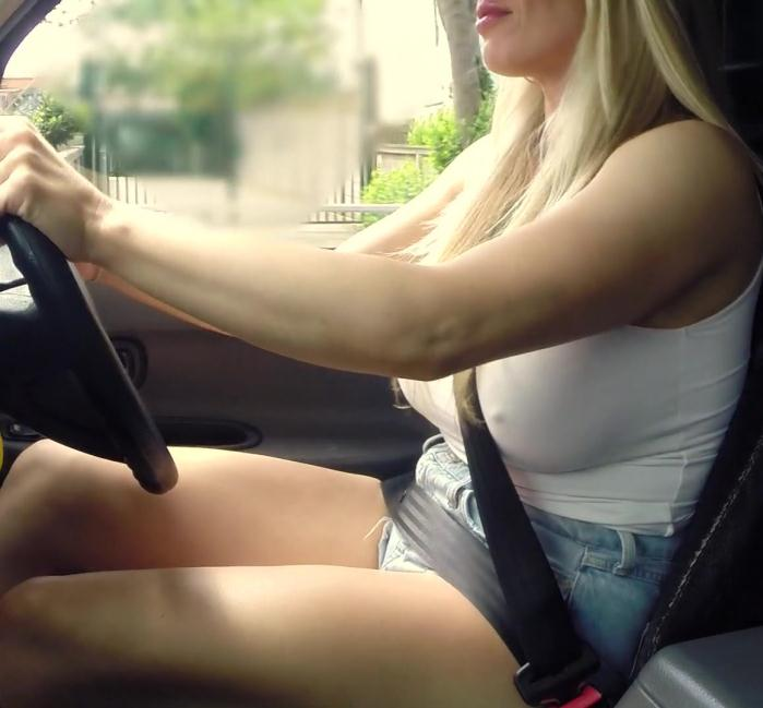 FemaleFakeTaxi: Rebecca M. - Busty Blonde Creampied By Criminal  [FullHD 1080p]  (Public)